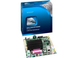 Intel BLKD425KT Intel Atom D425@ 1.8GHz (Single Core) BGA559 Intel NM10 Mini ITX Motherboard/CPU Combo - 10 Pack
