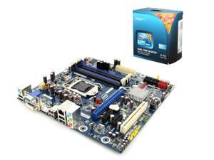 Intel BX80616I3550-KIT4 Intel Core i3-550 3.20GHz Micro ATX Motherboard/CPU Combo