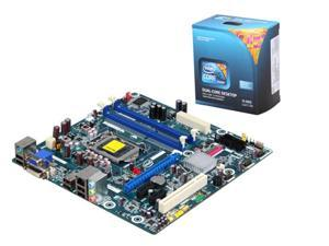Intel BX80616I5660-KIT6 Intel Core i5-660 3.33GHz Micro ATX Motherboard/CPU Combo