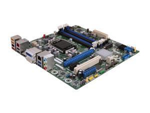 Intel BOXDQ77MK LGA 1155 Intel Q77 SATA 6Gb/s USB 3.0 Micro ATX Intel Motherboard