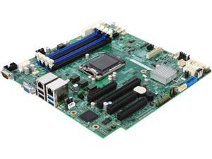 Intel Server Motherboard S1200V3RPL LGA 1150 DDR3 1600