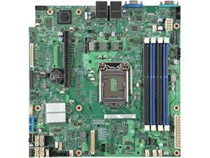 Intel DBS1200V3RPS uATX Box Motherboard MATX Xeon S1155 SATA 3 Geth PCIE LGA 1150 DDR3L ECC UDIMM 1333 / 1600