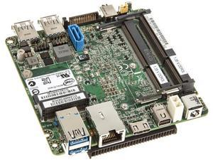 Intel D54250WYB Intel Core i5-4250U 1.3 GHz BGA1168 Ultra Compact Motherboard/CPU/VGA Combo (Bulk Pack, 10 PCS)