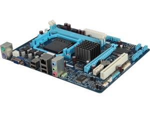 GIGABYTE GA-78LMT-S2 AM3+ AMD 760G + SB710 Micro ATX AMD Motherboard