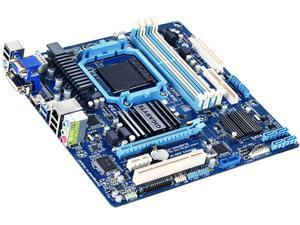 GIGABYTE GA-78LMT-USB3 AM3+ AMD 760G + SB710 USB 3.0 HDMI Micro ATX AMD Motherboard
