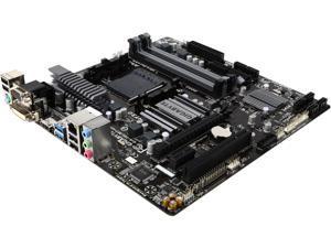 GIGABYTE GA-78LMT-USB3 (rev. 6.0) AM3+ AMD 760G + SB710 USB 3.0 HDMI Micro ATX AMD Motherboard