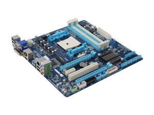 GIGABYTE GA-F2A75M-D3H Micro ATX AMD Motherboard