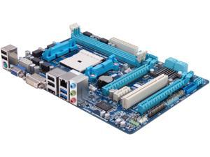 GIGABYTE GA-F2A85XM-HD3 Micro ATX AMD Motherboard with UEFI BIOS