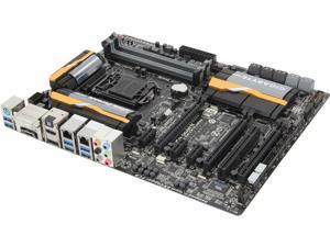 GIGABYTE GA-Z87X-UD5H ATX Intel Motherboard with UEFI BIOS