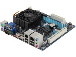 GIGABYTE GA-C1007UN-D Intel Celeron 1007U Mini ITX Motherboard/CPU/VGA Combo
