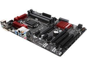 GIGABYTE GA-Z97X-SLI LGA 1150 Intel Z97 HDMI SATA 6Gb/s USB 3.0 ATX Intel Motherboard
