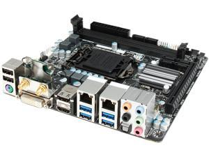 GIGABYTE GA-H97N-WIFI LGA 1150 Intel H97 HDMI SATA 6Gb/s USB 3.0 Mini ITX Intel Motherboard