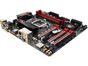 GIGABYTE G1 Gaming GA-Z170MX-Gaming 5 LGA 1151 Intel Z170 HDMI SATA 6Gb/s USB 3.1 USB 3.0 Micro ATX Intel Motherboard