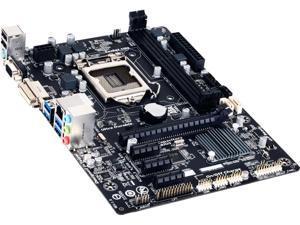 Gigabyte Ultra Durable 4 Plus GA-H81M-D3V Desktop Motherboard - Intel H81 Chipset - Socket H3 LGA-1150