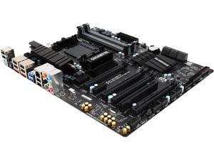 GIGABYTE GA-990FXA-UD3 R5 (rev. 1.0) AM3+/AM3 AMD 990FX SATA 6Gb/s USB 3.0 ATX AMD Motherboard