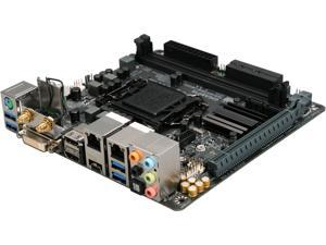 GIGABYTE GA-H170N-WIFI (rev. 1.0) LGA 1151 Intel H170 HDMI SATA 6Gb/s USB 3.0 Mini ITX Intel Motherboard