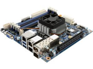 GIGABYTE MB10-DS3 Mini ITX Motherboard Xeon processor D-1541 FCBGA 1667