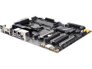 GIGABYTE GA-X170-WS ECC (rev. 1.0) LGA 1151 Intel C236 SATA 6Gb/s USB 3.1 USB 3.0 ATX Motherboards - Intel