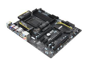 MSI Z77 MPOWER ATX Intel Motherboard with UEFI BIOS