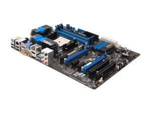 MSI FM2-A85XA-G65 ATX AMD Motherboard