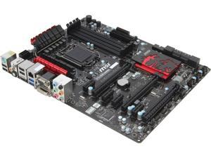 MSI Z77A-GD65 Gaming ATX Intel Motherboard