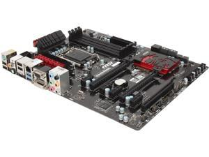 MSI Z77A-G45 Gaming ATX Intel Motherboard