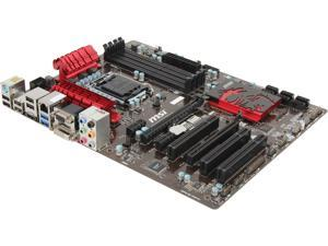 MSI Z77A-G43 Gaming ATX Intel Motherboard