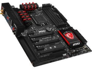 MSI Z97-Gaming 9 AC LGA 1150 Intel Z97 HDMI SATA 6Gb/s USB 3.0 ATX Intel Motherboard