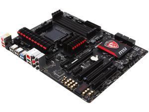 MSI MSI Gaming 970 Gaming AM3+/AM3 AMD 970 and SB950 SATA 6Gb/s USB 3.0 ATX AMD Motherboard