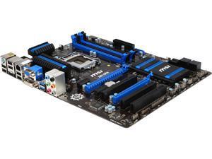 MSI Z87-G43-R LGA 1150 Intel Z87 HDMI SATA 6Gb/s USB 3.0 ATX High Performance CF Gaming Intel Motherboard Certified Refurbished