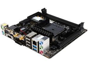 MSI A88XI AC V2 FM2+ AMD A88X SATA 6Gb/s USB 3.0 HDMI Mini ITX AMD Motherboard