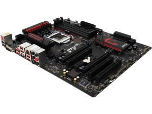 MSI MSI Gaming Z170A GAMING M3 LGA 1151 Intel Z170 HDMI SATA 6Gb/s USB 3.1 ATX Intel Motherboard