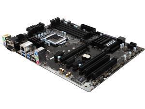 MSI B150 PC Mate LGA 1151 Intel B150 HDMI SATA 6Gb/s USB 3.1 ATX Intel Motherboard