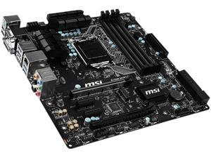 MSI B150M Mortar LGA 1151 Intel B150 HDMI SATA 6Gb/s USB 3.1 Micro ATX Intel Motherboard