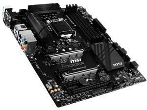 MSI C236A Workstation LGA 1151 Intel C236 HDMI SATA 6Gb/s USB 3.1 ATX Intel Motherboard