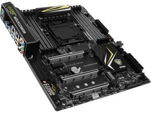 MSI X99A WORKSTATION Motherboards - Intel