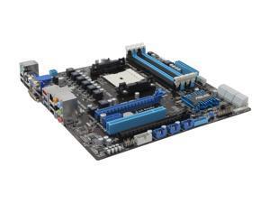 ASUS F2A85-M/CSM Micro ATX AMD Motherboard