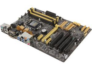 ASUS H87-PRO ATX Intel Motherboard with UEFI BIOS
