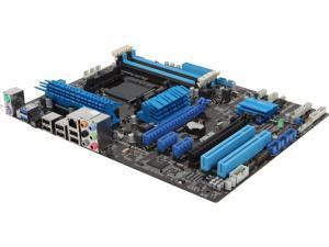 ASUS M5A97 R2.0 AM3+ AMD 970 + SB950 SATA 6Gb/s USB 3.0 ATX AMD Motherboard with UEFI BIOS Certified Refurbished