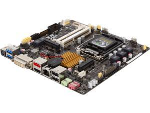 ASUS H81T/CSM LGA 1150 Intel H81 HDMI SATA 6Gb/s USB 3.0 Thin Mini-ITX Intel Motherboard