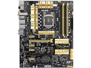 ASUS Z87-DELUXE ATX Intel Motherboard