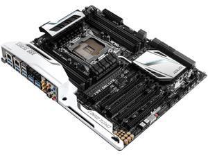 ASUS X99-DELUXE LGA 2011-v3 Intel X99 SATA 6Gb/s USB 3.0 ATX Intel Motherboard