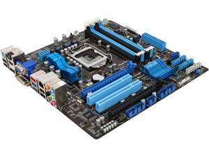 ASUS P8Z68-M PRO-R LGA 1155 Intel Z68 HDMI SATA 6Gb/s USB 3.0 Micro ATX Intel Motherboard with UEFI BIOS - Certified - Grade A