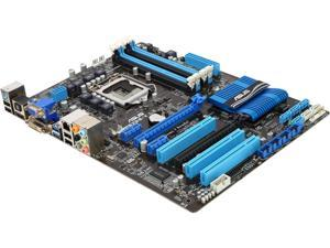 ASUS P8Z68-V LX-R LGA 1155 Intel Z68 HDMI SATA 6Gb/s USB 3.0 ATX Intel Motherboard with UEFI BIOS - Certified - Grade A