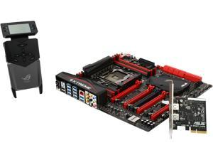 ASUS ROG RAMPAGE V EXTREME/U3.1 LGA 2011-v3 Intel X99 SATA 6Gb/s USB 3.0 Extended ATX Intel Gaming Motherboard