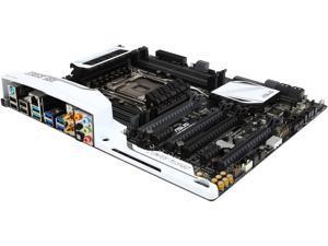 ASUS X99-PRO/USB 3.1 LGA 2011-v3 Intel X99 SATA 6Gb/s USB 3.1 USB 3.0 ATX Intel Motherboard