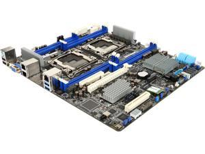 ASUS Z10PC-D8/SAS (ASMB8-iKVM) CEB Server Motherboard 2 x Socket R3 LGA 2011-3 Intel C612
