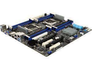 ASUS Z10PE-D16/2L/10G-2T EEB Server Motherboard 2 x Socket R3 LGA 2011-3 Intel C612