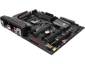 ASUS ROG MAXIMUS VIII HERO LGA 1151 Intel Z170 HDMI SATA 6Gb/s USB 3.1 USB 3.0 ATX Intel Gaming Motherboard