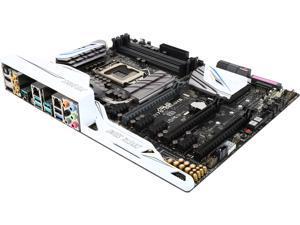 ASUS Z170-DELUXE LGA 1151 Intel Z170 HDMI SATA 6Gb/s USB 3.1 USB 3.0 ATX Intel Motherboard